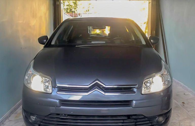 Citroën C4 Exclusive Competition 2.0 16V (Flex) (Aut) - Foto #5
