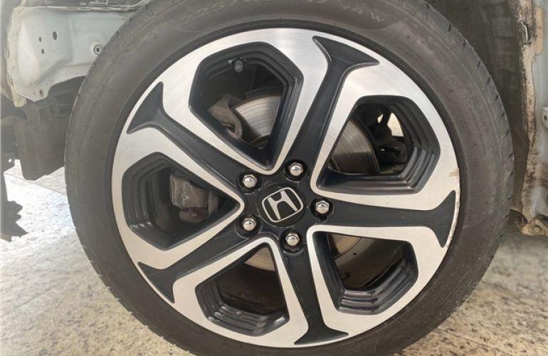 Honda Hr-v 1.8 16V Flex EX 4p Automático - Foto #6