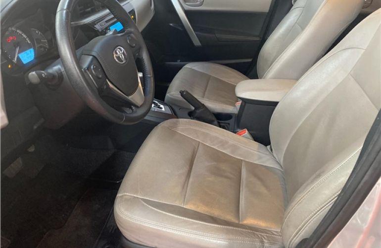 Toyota Corolla 1.8 Gli 16V Flex 4p Automático - Foto #5