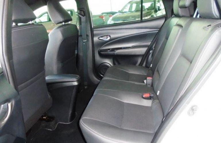 Toyota YARIS XS 1.5 Flex 16V 5P - Foto #9