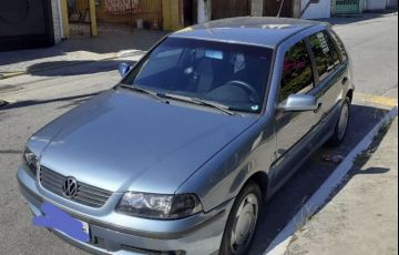 Volkswagen Gol Turbo Sportline 1.0 MI 16V
