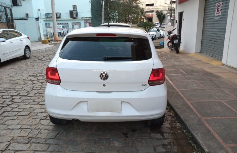 Volkswagen Novo Gol Power 1.6 I-Motion (Flex) - Foto #8
