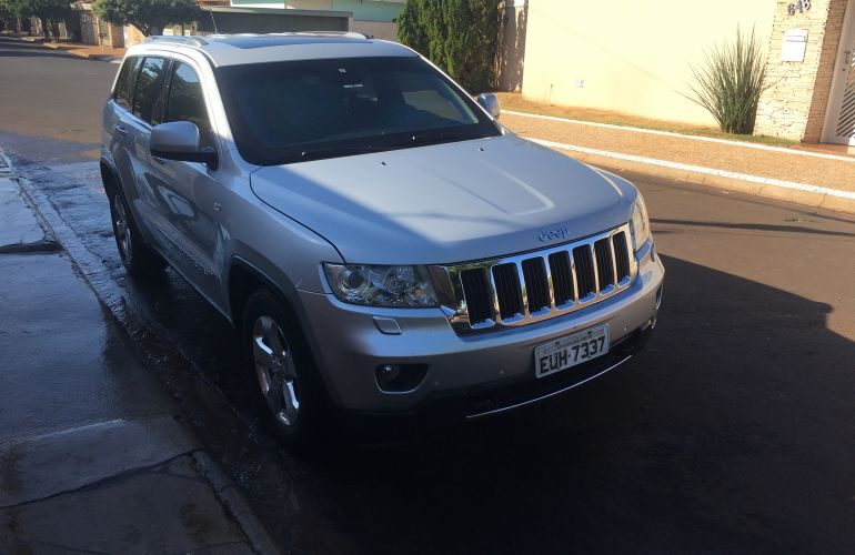Jeep Grand Cherokee 3.0 CRD V6 Limited 4WD - Foto #7
