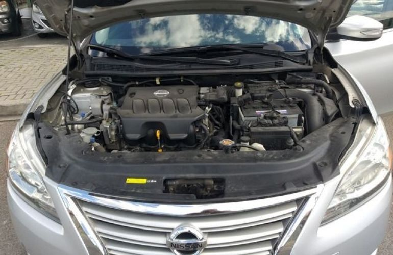 Nissan Sentra SV 2.0 16V Flex - Foto #7