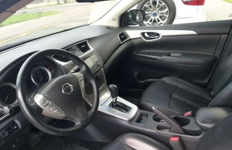 Nissan Sentra SV 2.0 16V Flex - Foto #9