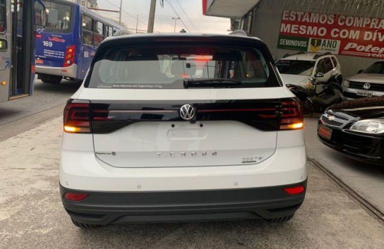 Volkswagen T-Cross 200 TSI 1.0  TOTAL Flex AUT - Foto #8