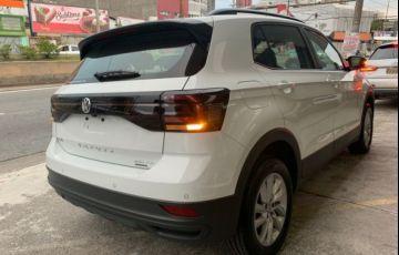 Volkswagen T-Cross 200 TSI 1.0  TOTAL Flex AUT - Foto #10