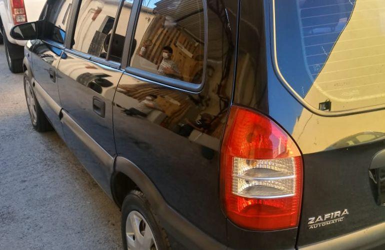 Chevrolet Zafira Expression 2.0 (Flex) (Aut) - Foto #6