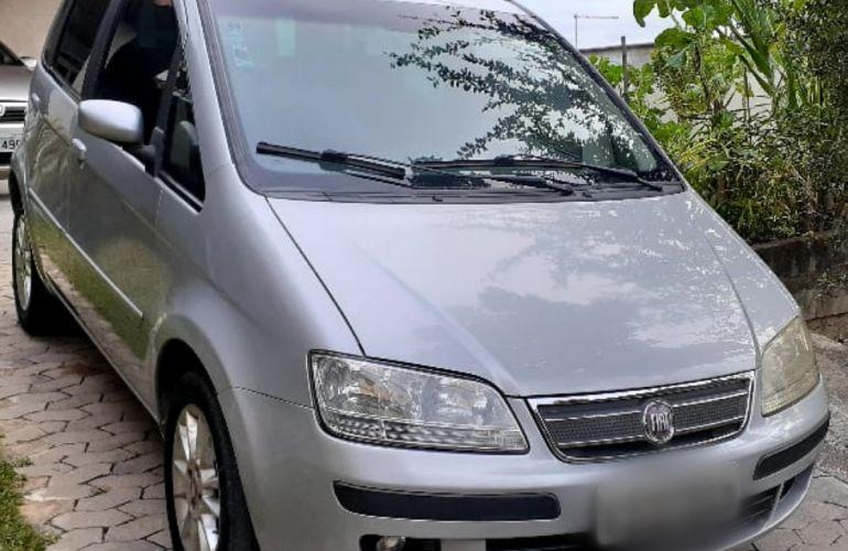 Fiat Idea ELX 1.4 (Flex) - Foto #8