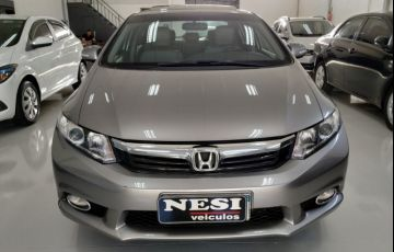 Honda New Civic EXS 1.8 16V (Aut) (Flex) - Foto #1