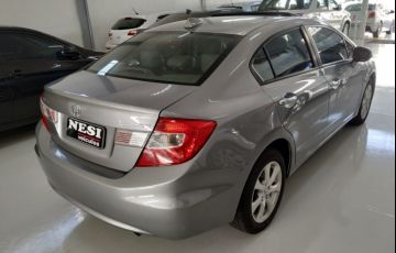 Honda New Civic EXS 1.8 16V (Aut) (Flex) - Foto #6