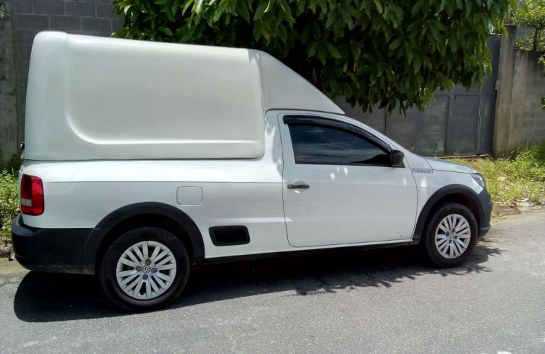 Volkswagen Saveiro Robust 1.6 MSI CS (Flex) - Foto #2