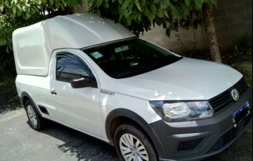 Volkswagen Saveiro Robust 1.6 MSI CS (Flex) - Foto #3