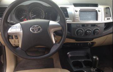 Toyota Hilux SW4 2.7 SR 4x2 7L (Flex)