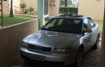 Audi A4 1.8 20V (aut)