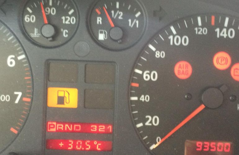 Audi A4 1.8 20V (aut) - Foto #6