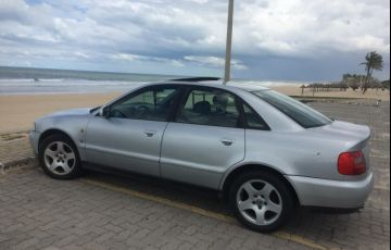 Audi A4 1.8 20V (aut) - Foto #8