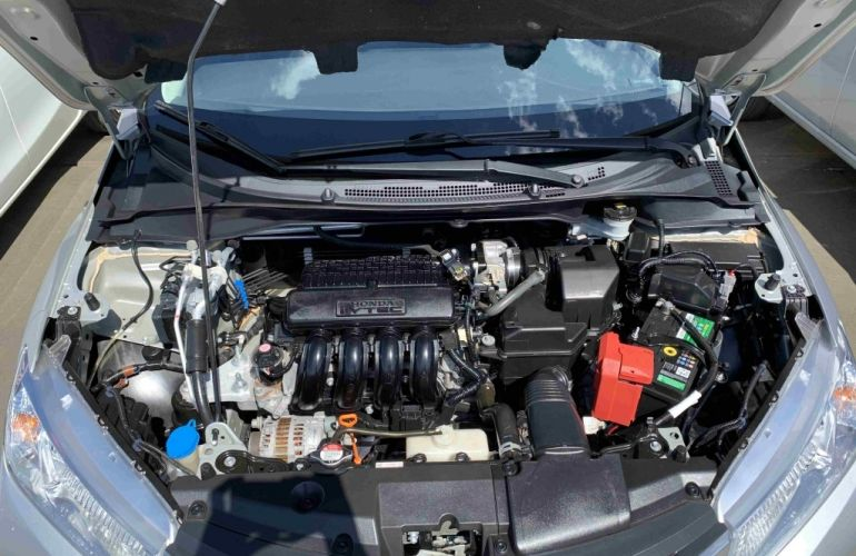 Honda City LX 1.5 CVT (Flex) - Foto #9