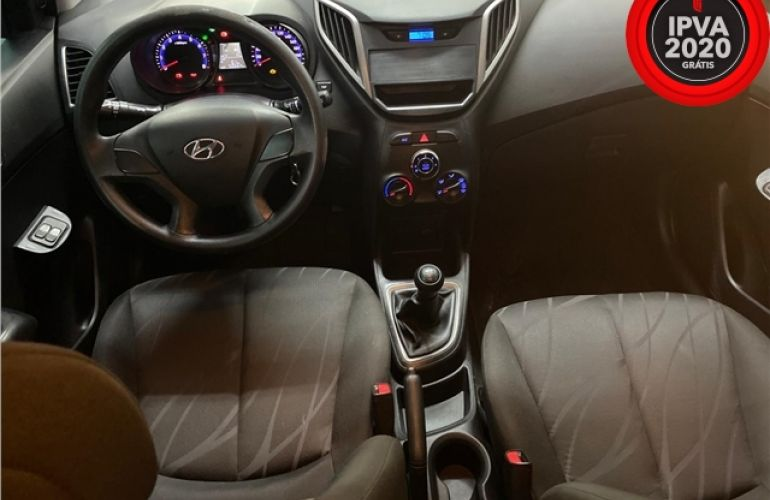 Hyundai Hb20 1.0 Comfort 12v Flex 4p Manual - Foto #2
