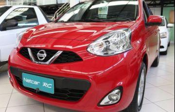 Nissan March SV 1.0 16V Flex