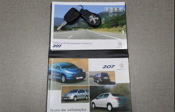 Peugeot 207 Hatch Quicksilver 1.6 (flex) - Foto #10