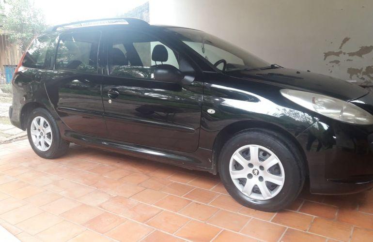 Peugeot 207 SW XR 1.4 8V (flex) - Foto #2