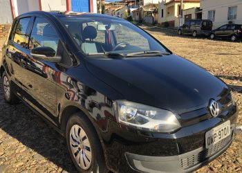 Volkswagen Fox 1.0 TEC BlueMotion (Flex) 4p