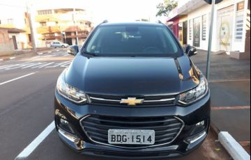chevrolet tracker midnight 1.4 16v ecotec flex aut