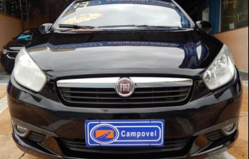 Fiat Grand Siena Attractive 1.4 Evo (Flex)