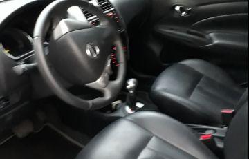 Nissan Versa 1.6 16V Unique CVT (Flex) - Foto #5