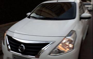 Nissan Versa 1.6 16V Unique CVT (Flex) - Foto #7