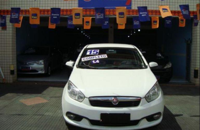 Fiat Siena Attrac. 1.4 Evo F.flex 8v - Foto #1