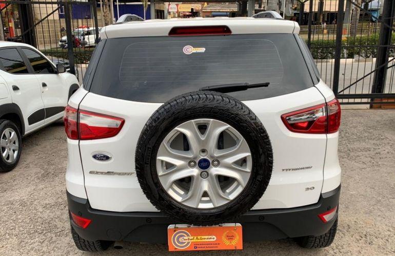 Ford Ecosport Titanium PowerShift 2.0 (Flex) - Foto #3