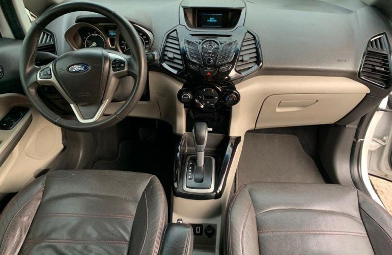 Ford Ecosport Titanium PowerShift 2.0 (Flex) - Foto #7