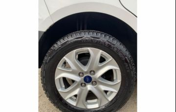 Ford Ecosport Titanium PowerShift 2.0 (Flex) - Foto #9