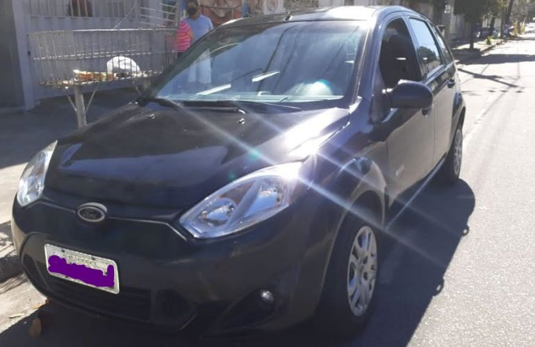 Ford Fiesta Hatch Rocam 1.6 (Flex) - Foto #9