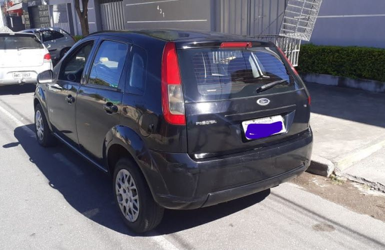 Ford Fiesta Hatch Rocam 1.6 (Flex) - Foto #10