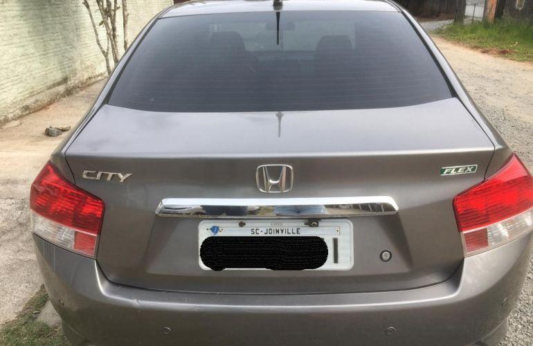 Honda City EXL 1.5 16V (flex) (aut.) - Foto #4