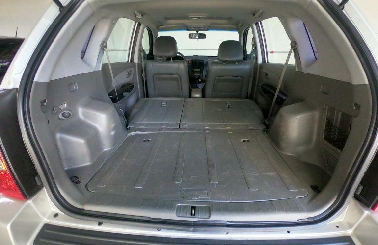Hyundai Tucson GLS 2.7 V6 24V 4WD (aut.) - Foto #4