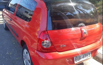 Renault Clio Hatch. Campus 1.0 16V (flex) 2p - Foto #5