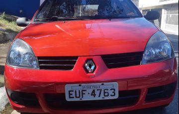 Renault Clio Hatch. Campus 1.0 16V (flex) 2p - Foto #7