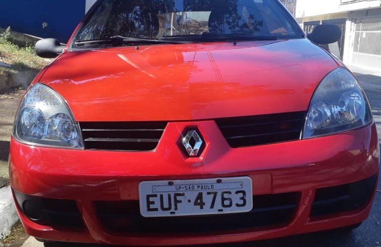 Renault Clio Hatch. Campus 1.0 16V (flex) 2p - Foto #10