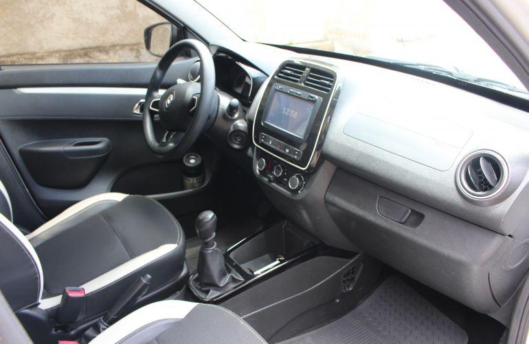 Renault Kwid Intense 1.0 12v SCe (Flex) - Foto #2