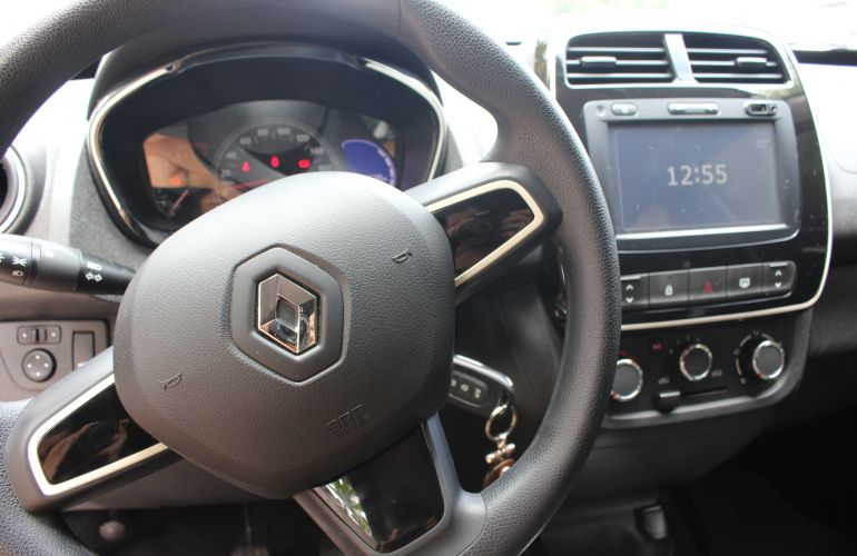 Renault Kwid Intense 1.0 12v SCe (Flex) - Foto #4