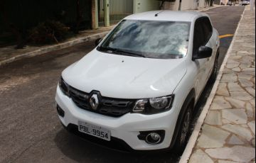 Renault Kwid Intense 1.0 12v SCe (Flex) - Foto #5