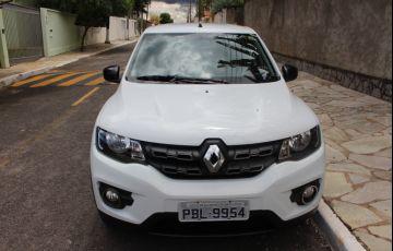 Renault Kwid Intense 1.0 12v SCe (Flex) - Foto #7