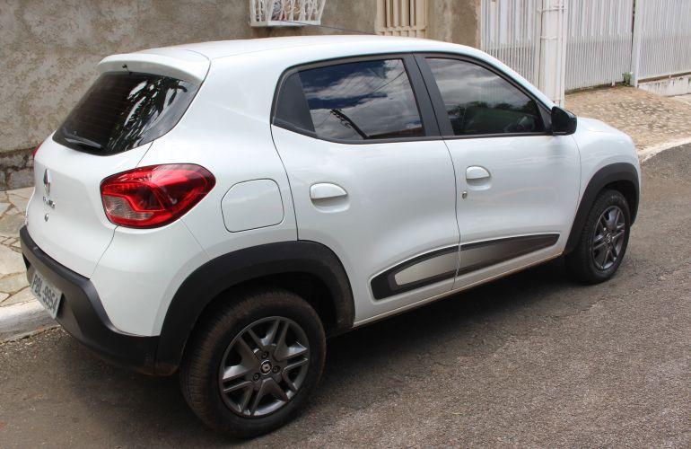 Renault Kwid Intense 1.0 12v SCe (Flex) - Foto #8