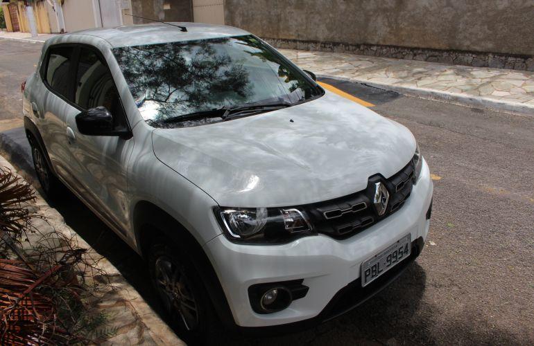 Renault Kwid Intense 1.0 12v SCe (Flex) - Foto #9