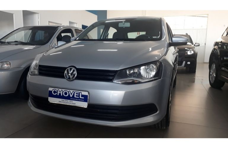 Volkswagen Gol 1.6 VHT Comfortline I-Motion (Flex) - Foto #2