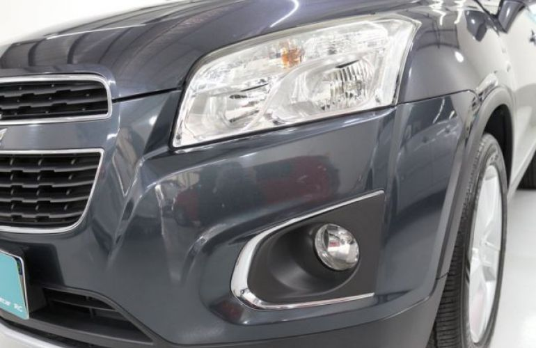 Chevrolet Tracker LTZ 1.8 Ecotec - Foto #2